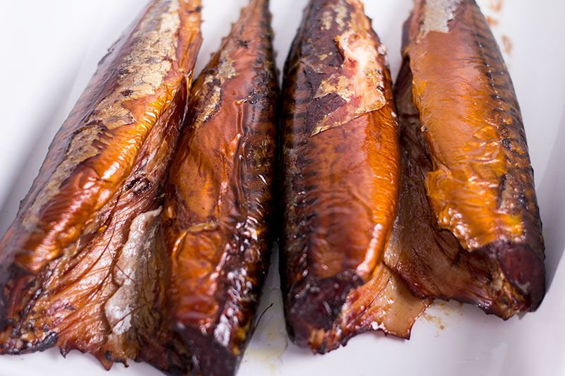 How to Tell if Smoked Mackerel Is Off